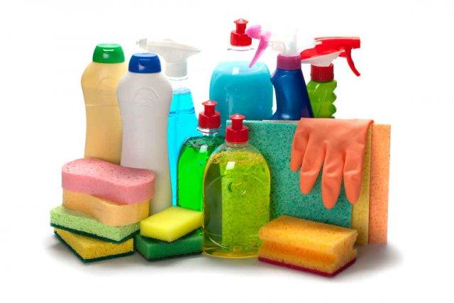 Kit Complet de nettoyage pour entreprise
